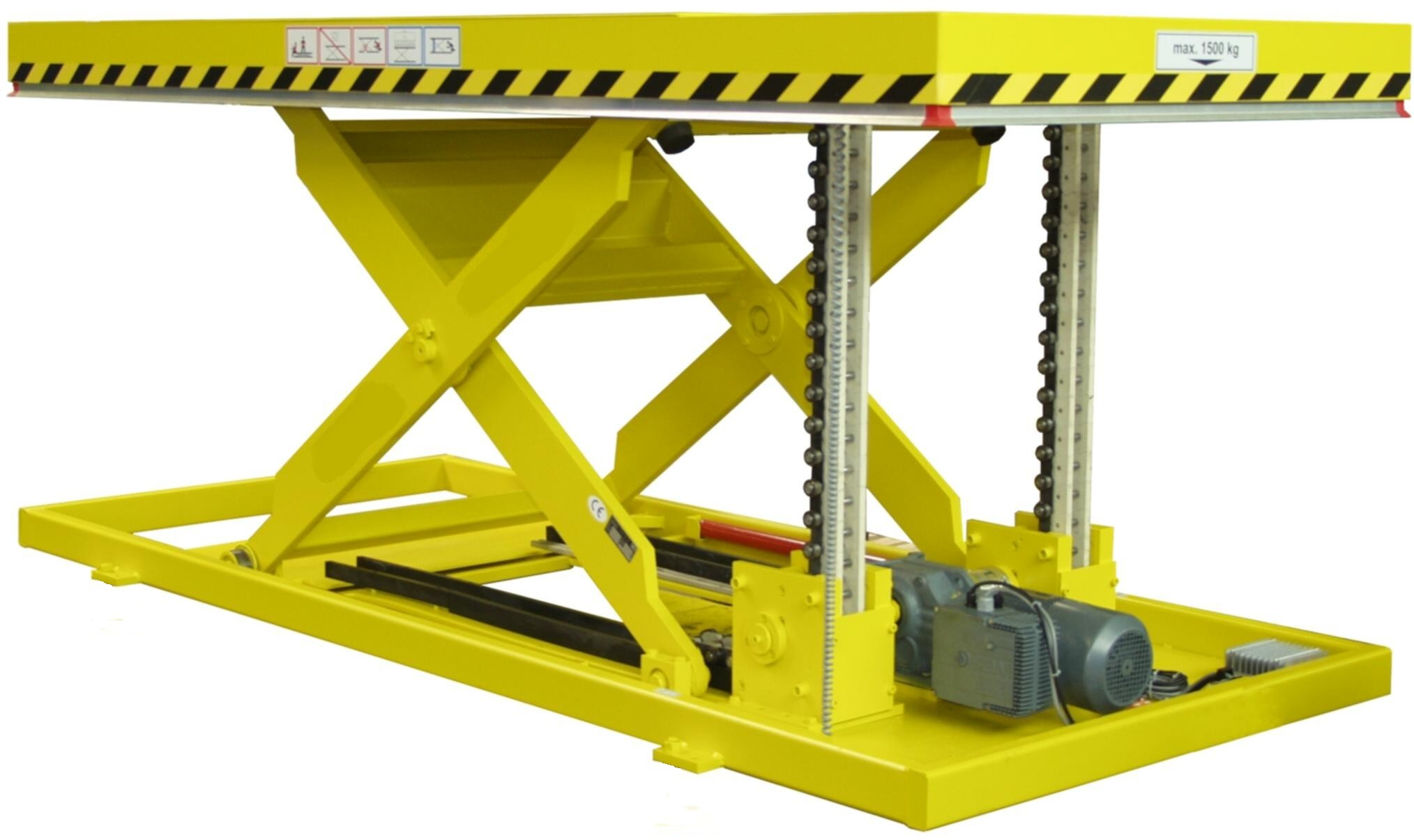 Push Chain Lift