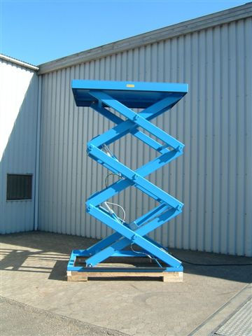 Rigid Chain Scissor Lifts Manufacturer - Lifts UK